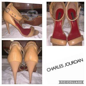 Flash sale❤️ Charles Jourdan heels